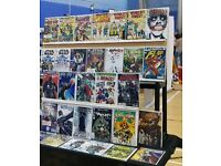 Comic Books Wanted!