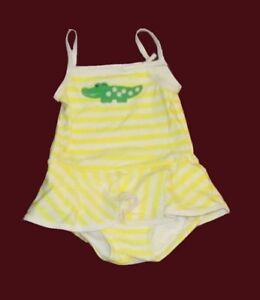 Baby girl swimsuit from Gymboree, 18-24 months.