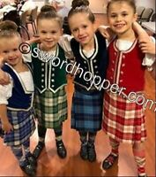 Highland Dancing and Highland tippy toe classes