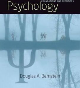 Psychology Textbook: Foundations and Frontiers