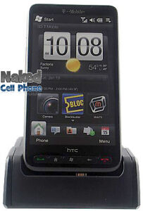 NEW BATTERY CHARGER CRADLE AC USB WALL DOCK FOR TMOBILE HTC HD2 PHONE