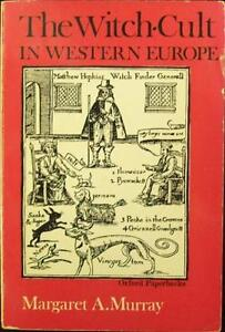 Books on the Folklore & History of Witchcraft
