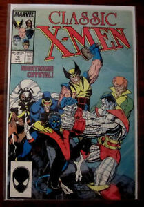 Classic X-men Comic books 1986-87 Cambridge Kitchener Area image 6