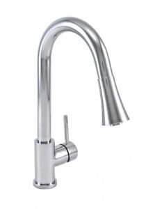 Robinets cuisine Stainless/chrome/Neuf Baril-Kitchen faucets NEW