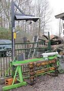 Holzspalter Eigenbau
