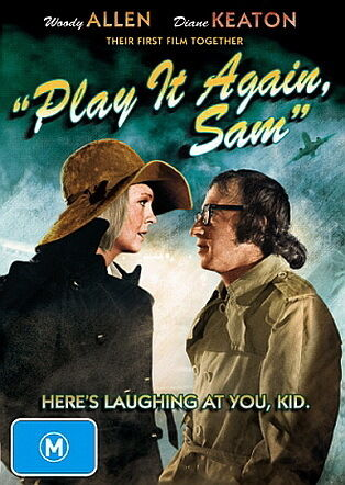 Play It Again Sam - Comedy - Romantic - NEW DVD