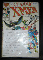 Classic X-men comic books 1 to 60. Nothing missing.