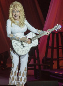 DOLLY PARTON @ MC*Amp - great SECTION 201 seats