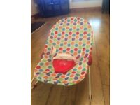 BABY RELAXING CHAIR FOR SALE!!!