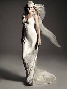 "Johanna Johnson ""Ophelia"" Wedding Dress, Size 10, RRP$5000 - ex s Chittaway Bay Wyong Area Preview"