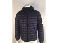 Stone Island Garment Dyed Down Jacket