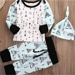 Baby arrow outfit - unisex- 9-12mo