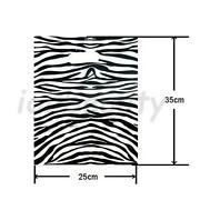 Animal Print Carrier Bags