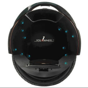 Solowheel glide 3 / inmotion v8 black - electric unicycle