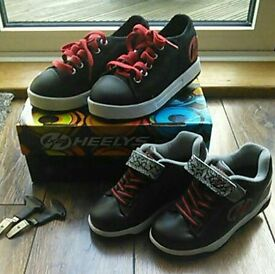 Heelys size 1 and size 11