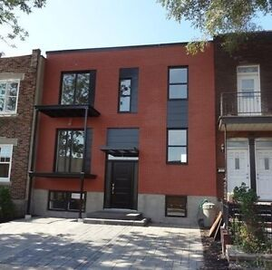 Totally renovated 3 bedroom 2 bathroom apartment in NDG