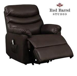 NEW* RBS ROCKEFELLER RECLINER - 124469756 - LIFT CHAIR RECLINER RED BARREL STUDIO