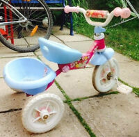 0-5 ans : transat, tricycle, draisienne, chaise haute