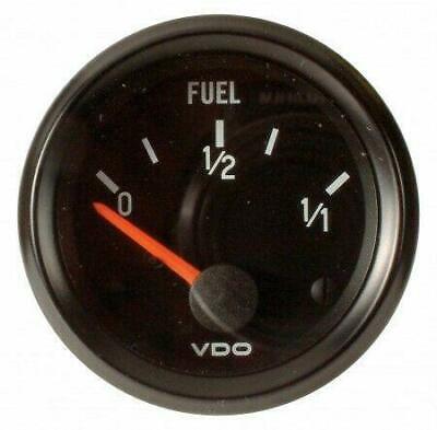 VDO Cockpit Fuel Gauge for Universal Sender 52mm Black
