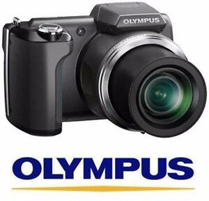 OLYMPUS SP-610UZ DIGITAL CAMERA