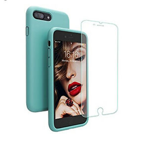 BRAND NEW iPhone 7/8Plus Case + Screen Protector