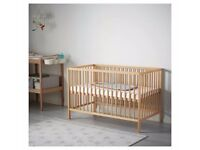 IKEA cot bed nearly new only £20