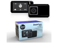 iON DashCam In-Car Camera with Wi-Fi - BRAND NEW BOXED