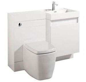 Toilet And Sink Set