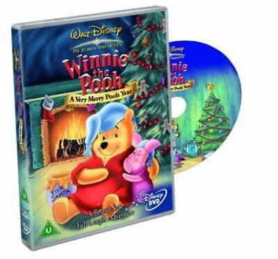 Winnie the Pooh: A Very Merry Pooh Year [DVD][Region 2] ()