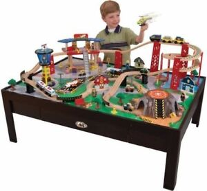 Selling BNIB Kidkraft Airport Express Train Table (ONLY)