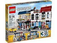 Lego 31026 Creator Bike Shop & Cafe