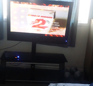 42 inch tv and stand