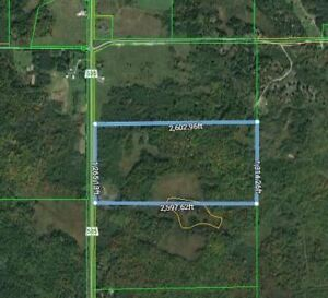 Acreage on Hwy 535 Noelville, Ontario