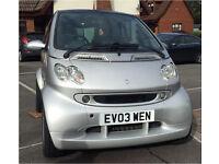 Smart Car Brabus Model