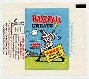 Fleer Wrapper
