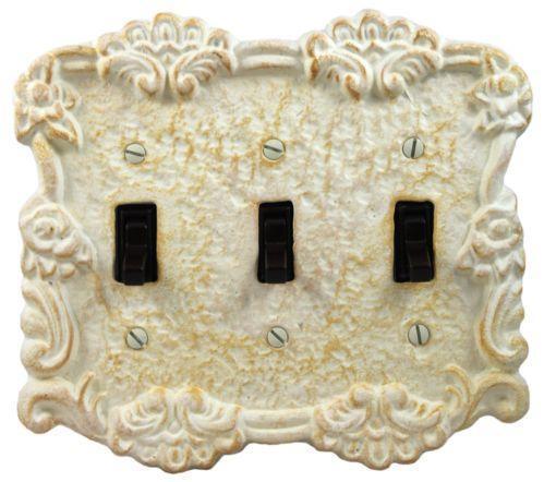 Cast Iron Switch Plates Ebay