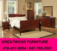 QUEEN SIZE BEDROOM SET ..$799....8 PIECE SET !!!