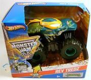 Ninja Turtle Monster Truck