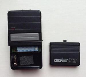 Genie Garage Door Remote Ebay