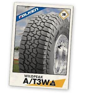 "Falken Wildpeak A/T3W All Terrain Tire All Weather Mud Snow Winter MANY SIZES 15""-20"" MPI FIANCING AVAILABLE"