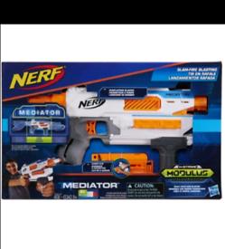 Nerf modulus sealed
