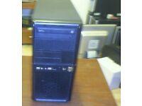 core2duo desktop computer 320gb/4gb ram