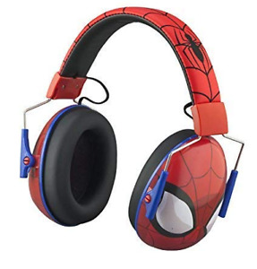Ear Protector for Kids spiderman-themed headphone by KIDdesigns