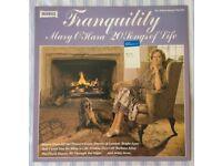 "Mary O'Hara 'Tranquility (20 Songs Of Life)' 12"" VINYL LP, £5 ONO"