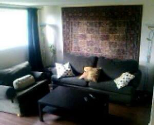 266 Bronson Ave.  CentreTown - LARGE FURNISHED BACHELOR