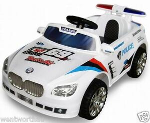 RIDE-ON-CAR-KID-TOY-POLICE-BMW-FERRARI-SPORTS-RACE-COOL-ELECTRIC-Remote-HOT-SALE