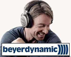 NEW BEYERDYNAMICS STEREO HEADPHONES - 117957877 - beyerdynamic T1 Second Generation Audiophile Stereo Headphones