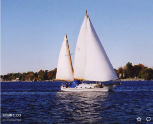 Emergency Time-limited Sale of Lovely Cruising Ketch in Kingston