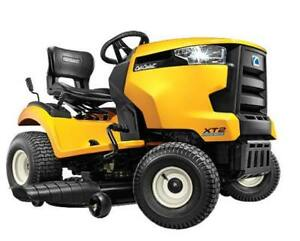Spring Sale at Bud's Small Engines - Cub Cadet XT2 Enduro