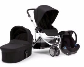 Mamas and Papas Zoom Boundle with stroller transit bag